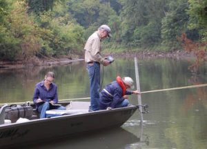Galena River, scientific study, water quality